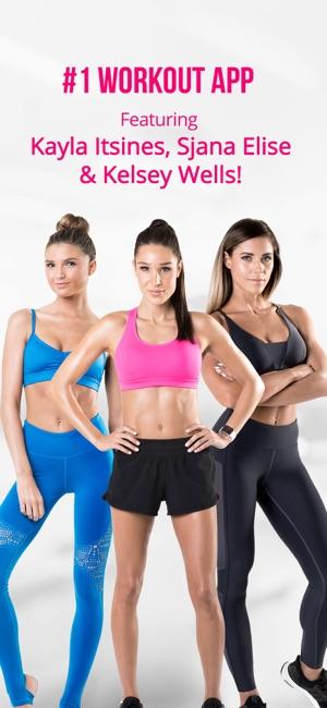 Sweat kayla itsines fitness on the app store screenshots fandeluxe Gallery