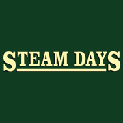 Steam Days- classic rail, railway engines magazine