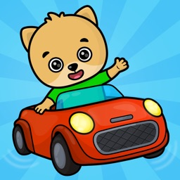 Cars games for kids & toddlers
