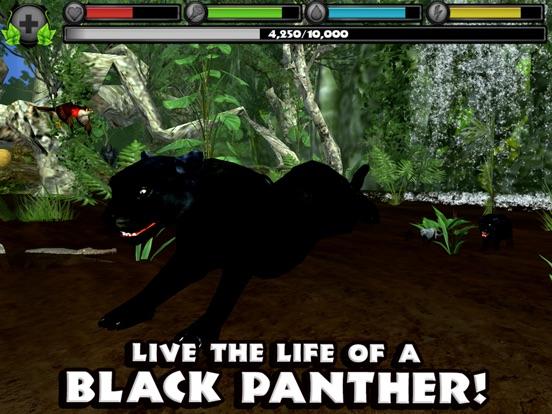 Panther Simulator на iPad