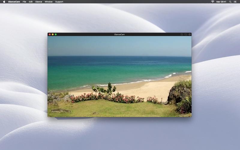 GlanceCam - IP webcam viewer for Mac