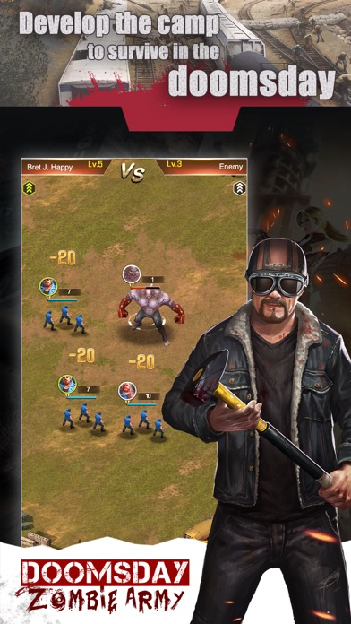 Download Doomsday:Zombie Army for Pc
