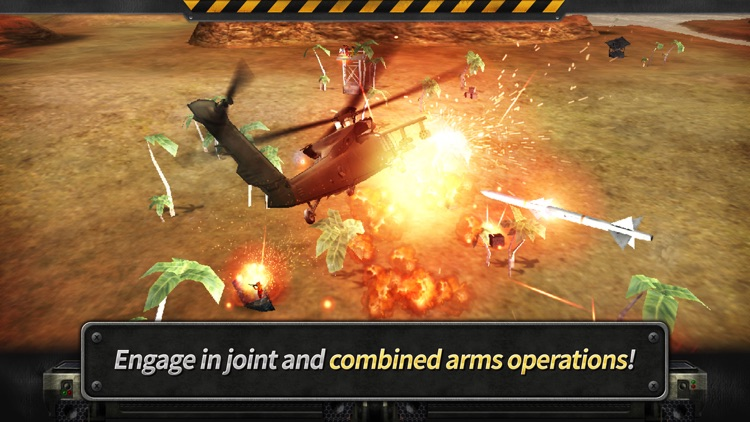 GUNSHIP BATTLE: 3D Action screenshot-3