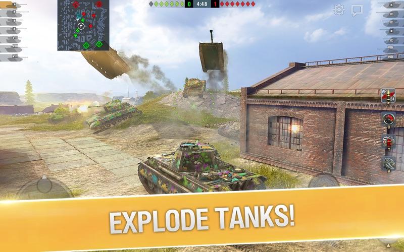 World of Tanks Blitz for windows pc