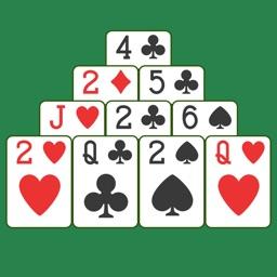 Pyramid (Classic Card Game)