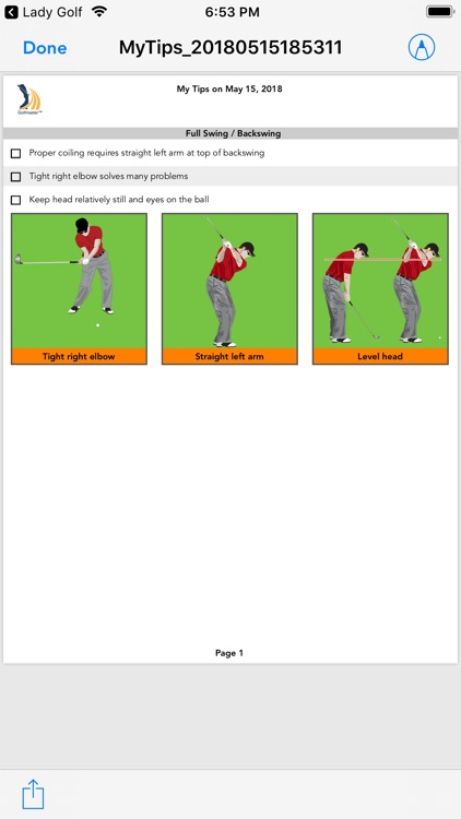 Golfmaster Tips screenshot-3