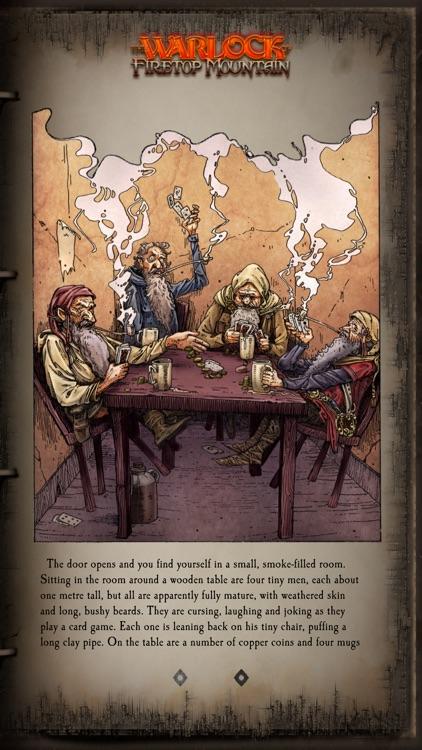 Fighting Fantasy Classics screenshot-3