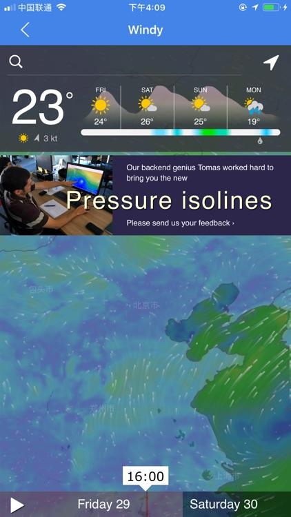 My Weather Radar Forecast Pro screenshot-4