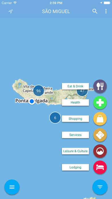 Azores - Guide & Travel Tips screenshot one