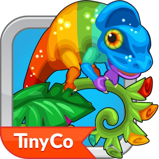 Tiny Zoo Friends iOS App