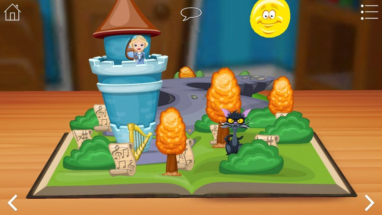 StoryToys Princess Rapunzel screenshot-1
