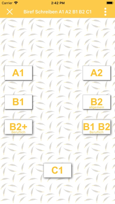 Brief Schreiben A1 A2 B1 B2 C1 App Price Drops