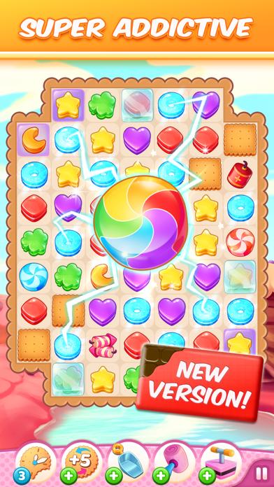 Cookie Crush! Match 3 Game screenshot 2