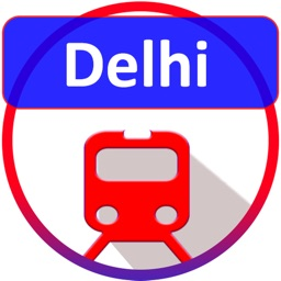 Delhi Metro Map Route and Bus