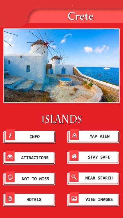 Crete Island Tourism - Guide