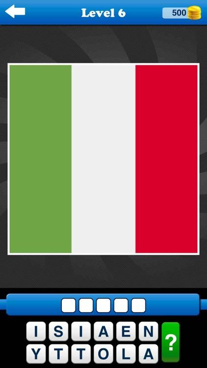 Guess the Flag Quiz World Game screenshot-6
