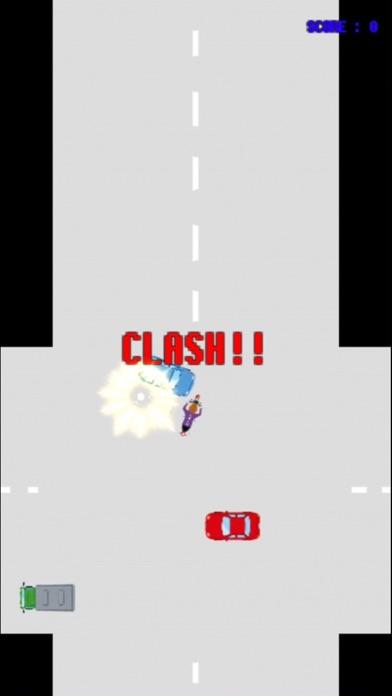 公道暴走ゲーム - クラッシュバイクのおすすめ画像2