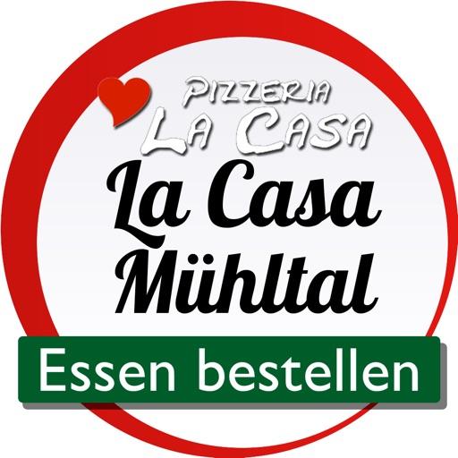 Pizzeria La Casa Mühltal