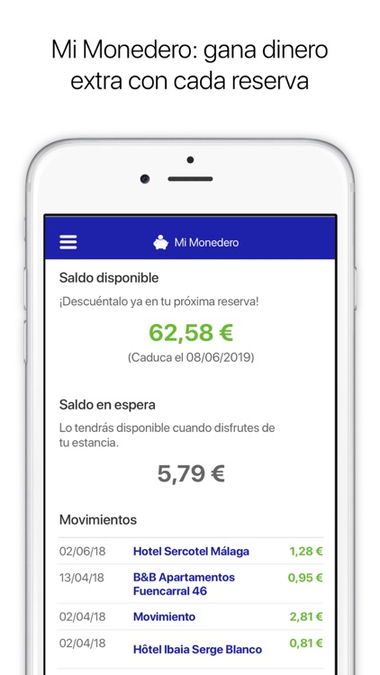 Centraldereservas.com screenshot-3