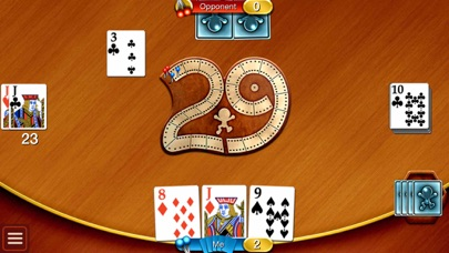 Cribbage - Crib & Peg Game screenshot one
