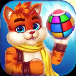 Cat Heroes - Match 3 Puzzles