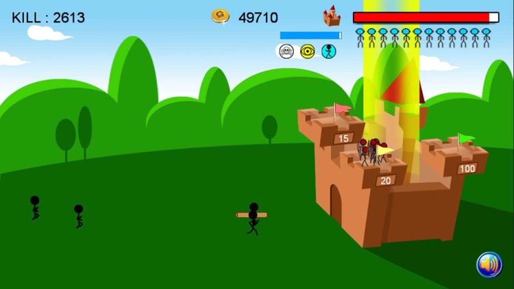 King Castle Defense screenshot-1