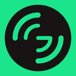 Ícone do app Spotify Greenroom: Talk live