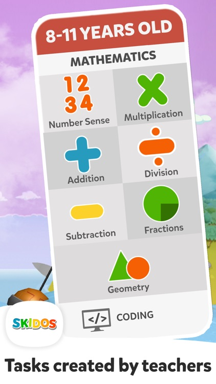 Addition, Subtraction for Kids screenshot-5