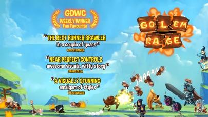 Golem Rage Screenshot 1