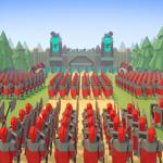 Idle Siege: Army Tycoon Game на пк