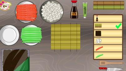 点击获取Japanese party: Sushi cooking