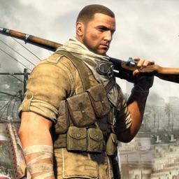 US Army Sniper - Assassin Miss