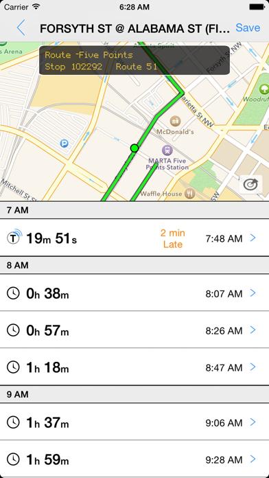 Transit Tracker - Atlanta-0