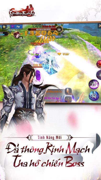 Kiếm Hiệp Truyền Kỳ 3D screenshot-5