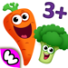 78.趣味食物2 - 少儿婴幼儿早教育和儿童游戏宝宝益智拼图