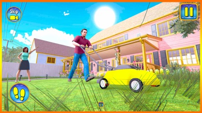 Happy Virtual Family Simulator screenshot 4