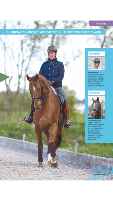 Horse And Rider Magazine review screenshots