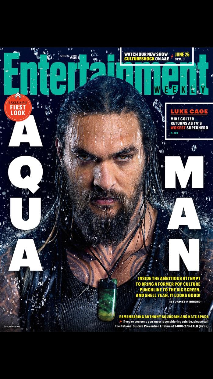ENTERTAINMENT WEEKLY Magazine Screenshot