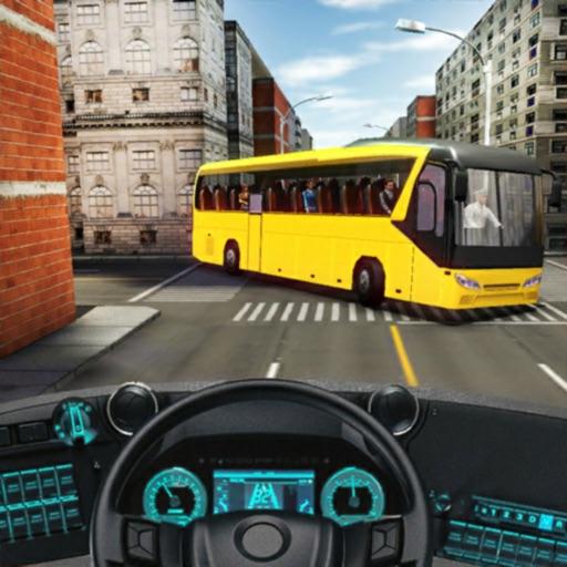 Автобус симулятор городского