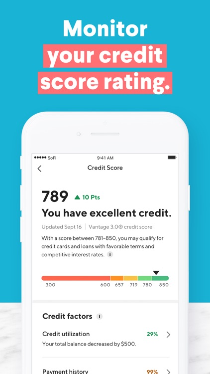 SoFi: Investing, Money, Loans screenshot-5