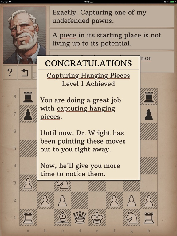 Learn Chess with Dr. Wolf screenshot 9
