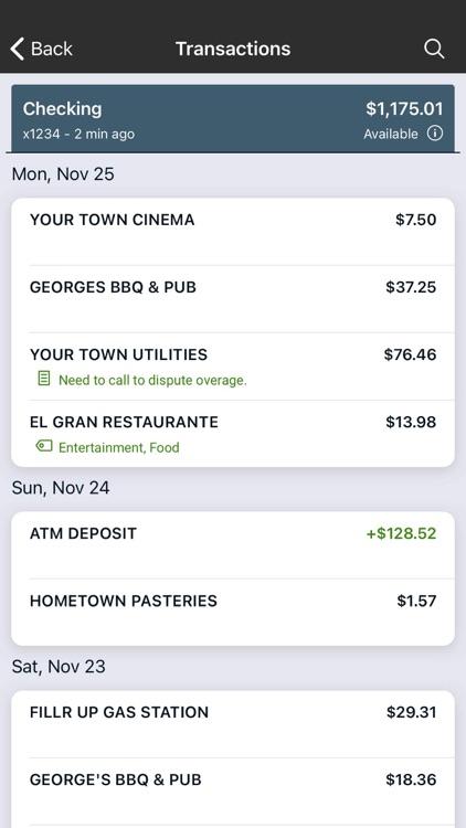 The Dart Bank Mobile screenshot-3