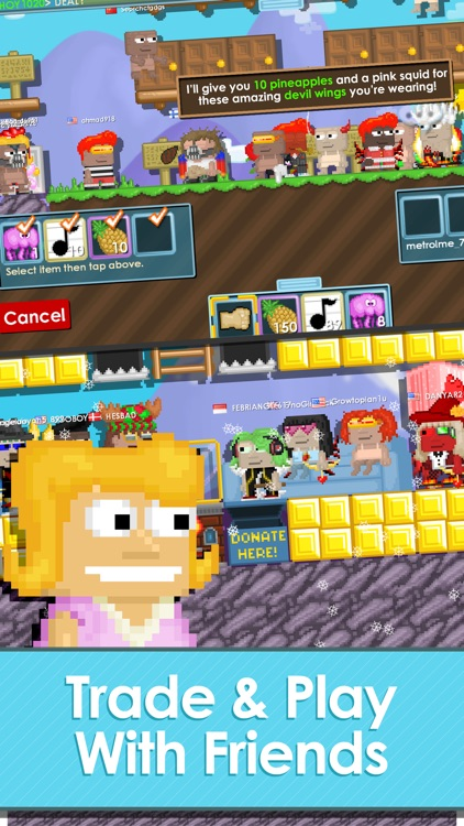 Growtopia screenshot-3