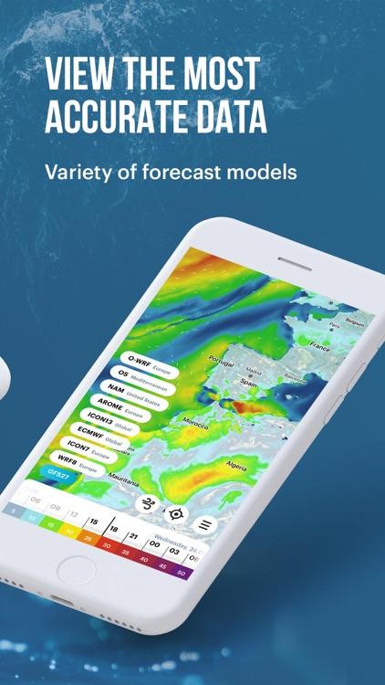 WindHub: sailing weather