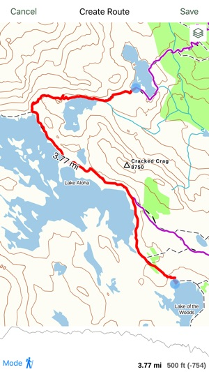 gaia gps hiking hunting maps on the app store