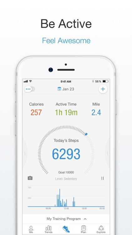 Pacer Pedometer & Step Tracker screenshot-0