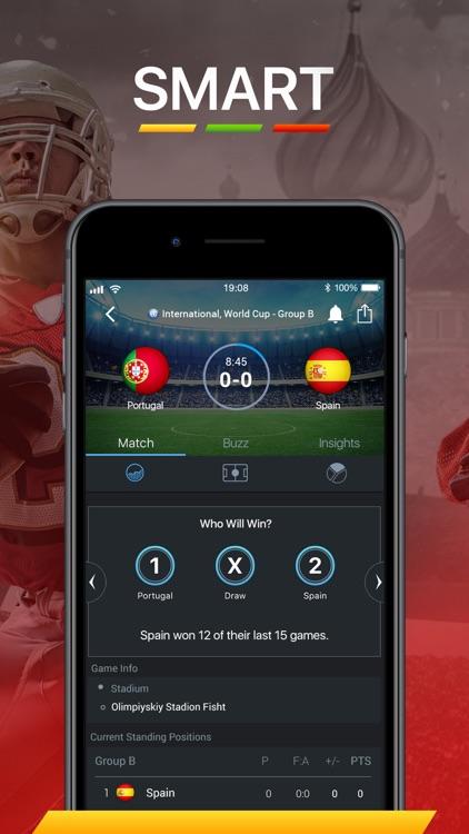 365Scores - Live Score screenshot-3