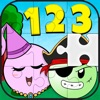 Learn to count Numbers & Dots - iPadアプリ