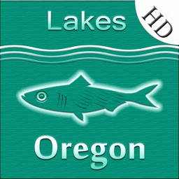 Oregon: Lakes & Fishes