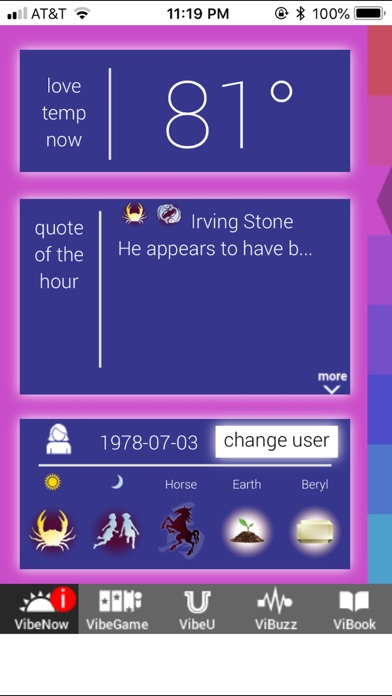 Love Vibe screenshot three